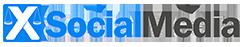 x social media logo